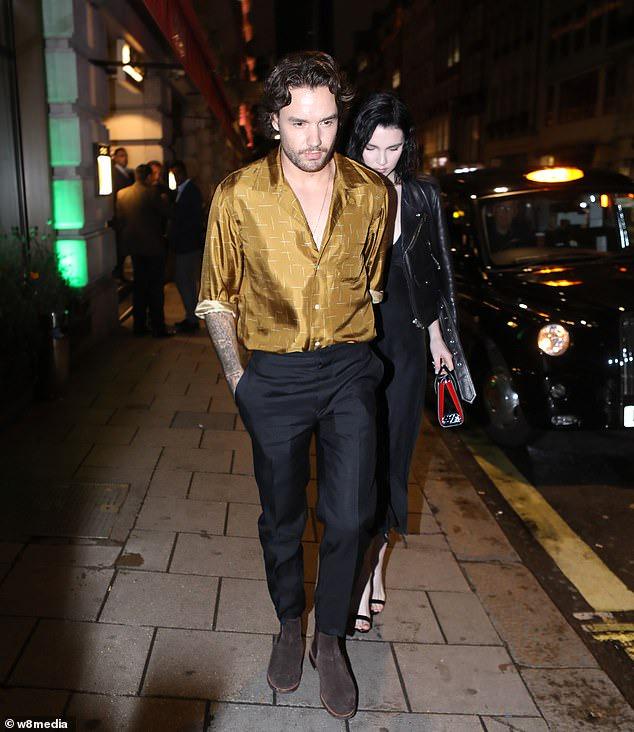 Singer, Liam Payne, 26,