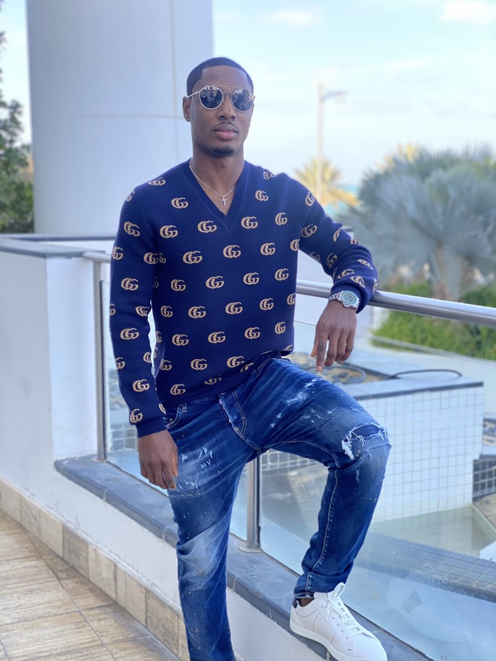 Odion Ighalo touches down in Saudi Arabia to seal his move to Al-Shabab from Shanghai Shenhua after loan spell at Manchester United?(photos)