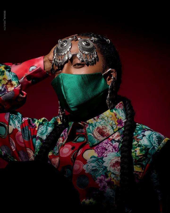 Denrele Edun celebrates his 39th birthday with stylish new photos