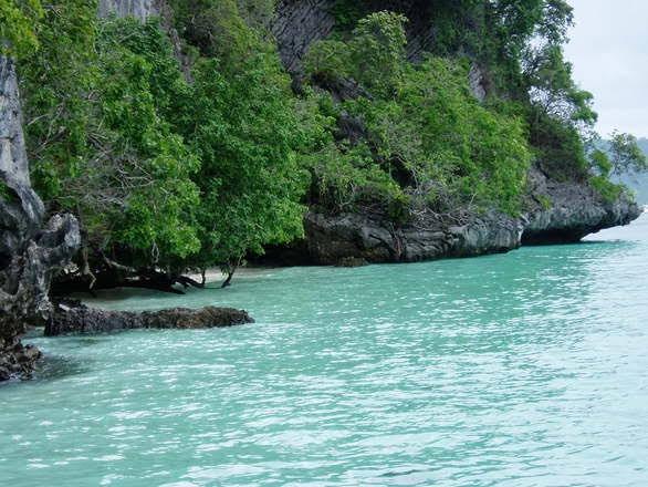 Azumini blue River in Abia State