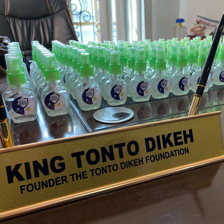 Tonto Dikeh