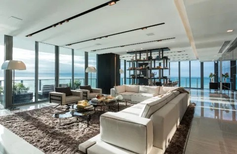 Lionel Messi reportedly buys ?5m luxury Miami apartment with 1,000-bottle wine cellar (photos)