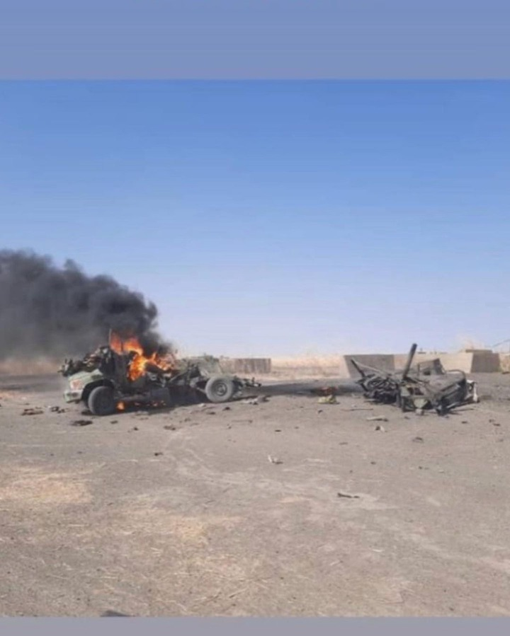 IED explosion in Borno State