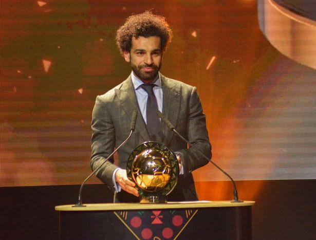 Mohamed Salah, African Player of the Year 2018