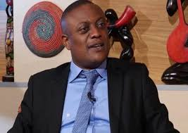 Lawyer Maurice Ampaw Has Lost His Loving Wife.