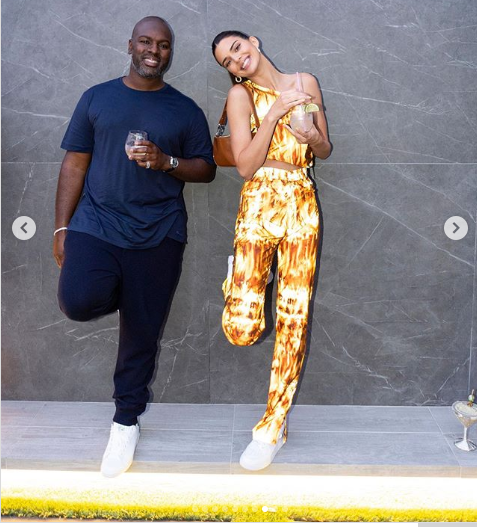 Reality star, Khloe Kardashian shares photos from her 36th birthday party