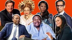 Forbes 20 top billionaires in Africa