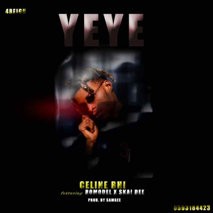 Cover art of the song Yeye by Celine Bhi