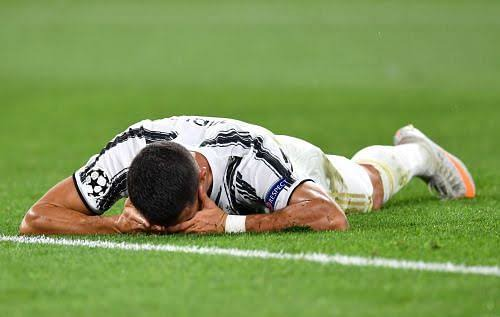 Ronaldo fails to lead Juventus to the final