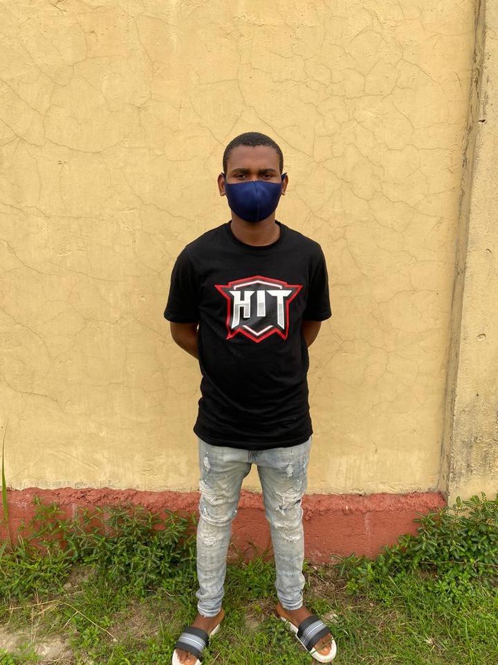 Ten young men convicted for Internet Fraud in Warri (Photos)?