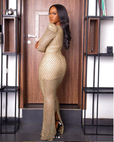 BBN star, Cee-C releases stunning birthday photos as she clocks 28