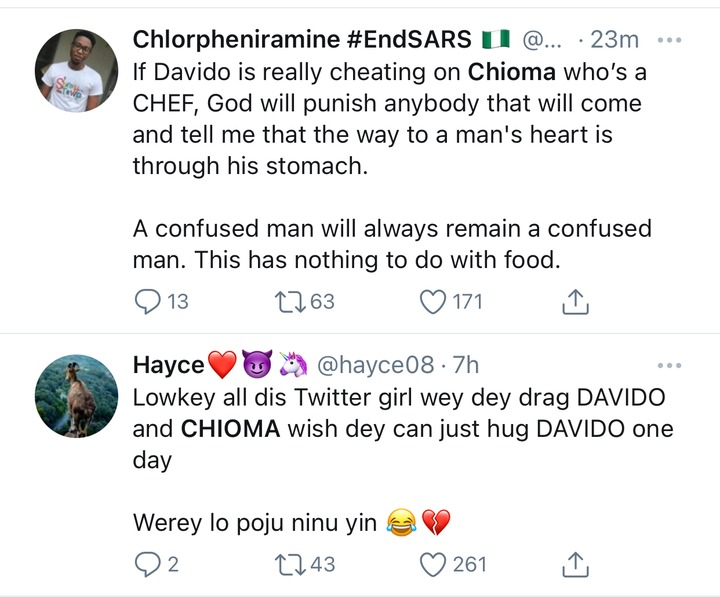 The 'real story' behind the Davido and Chioma breakup rumour 8