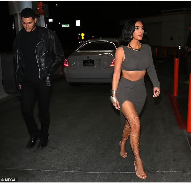 Kim Kardashian ??