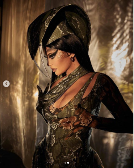Checkout Cardi B, Ciara, Kylie Jenner, Remy Ma and others show off their scary and sexy #Halloween 2020 costumes (photos)