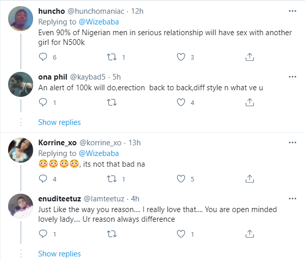 90% of Nigerian girls in a serious relationships will have s3x with another guy for N500k - Nigerian man writes