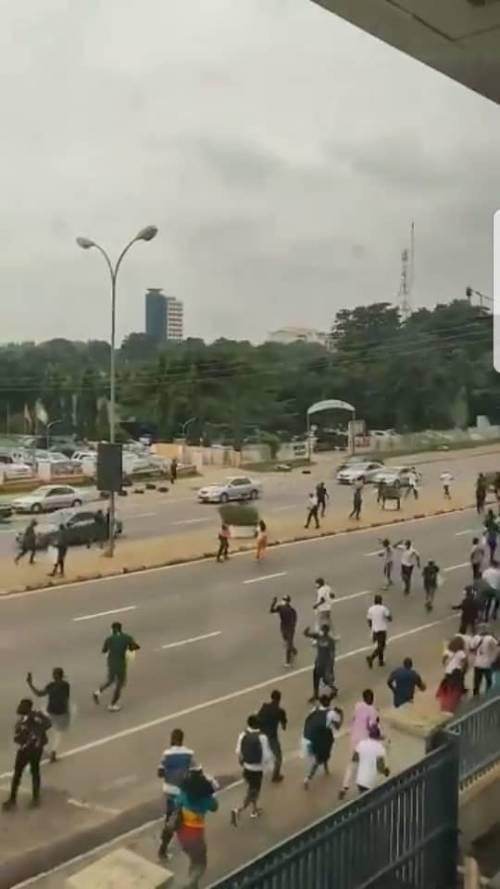Nigerians United As One