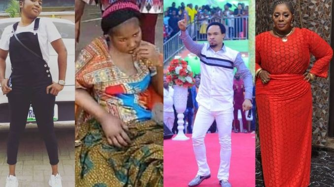 Ada Jesus Doesn't Need Any Man To Remove Her Curse, She Can Do It Herself Using Psalm 35