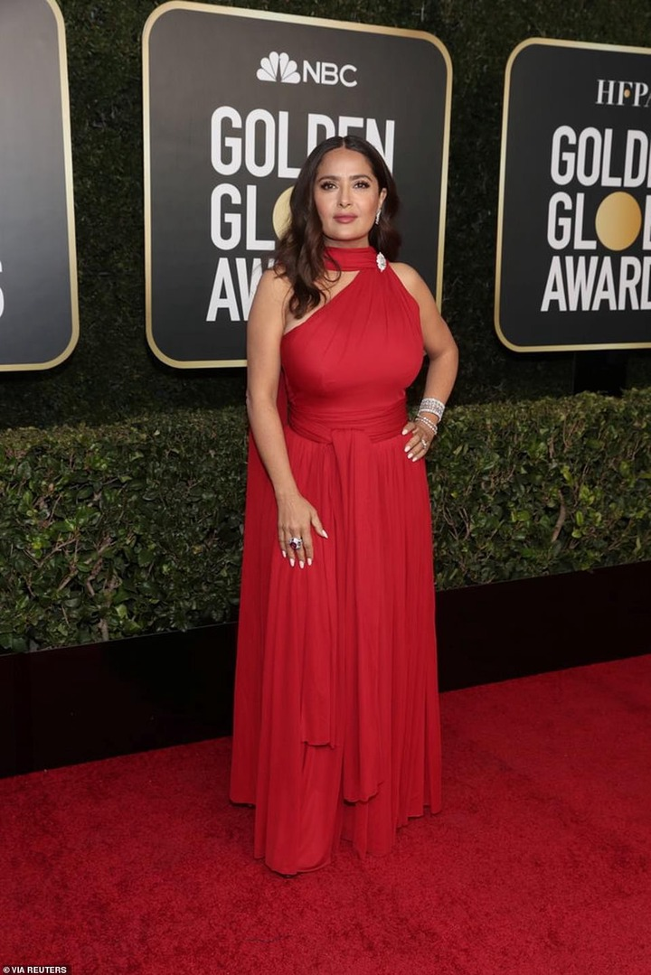 2021 Golden Globes: See all red carpet photos and how some stars dressed up at home