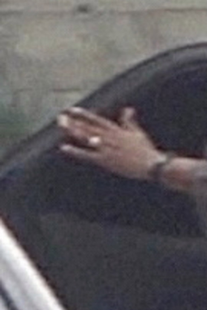 Kanye West all smiles as he?s pictured still wearing his wedding ring after Kim Kardashian filed for divorce (photos)