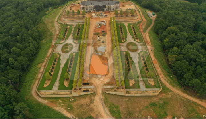 Check out Tyler Perry?s new massive Estate that includes an airport  (Photos)