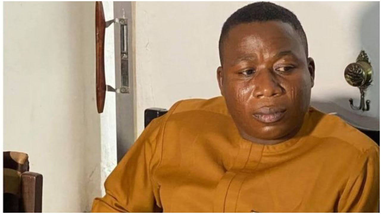 Yoruba Nation freedom fighter, Sunday Igboho Arrested In Benin Republic