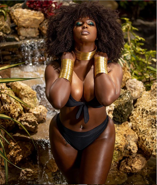 Amara La Negra flaunts her banging bikini body in sexy new photos