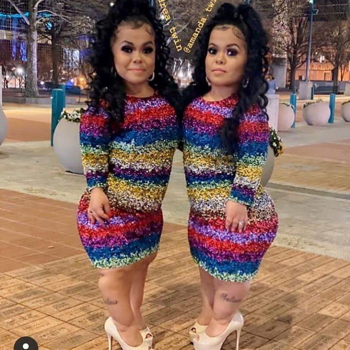Meet the Celebrity Dwarf Twins Trending on Instagram