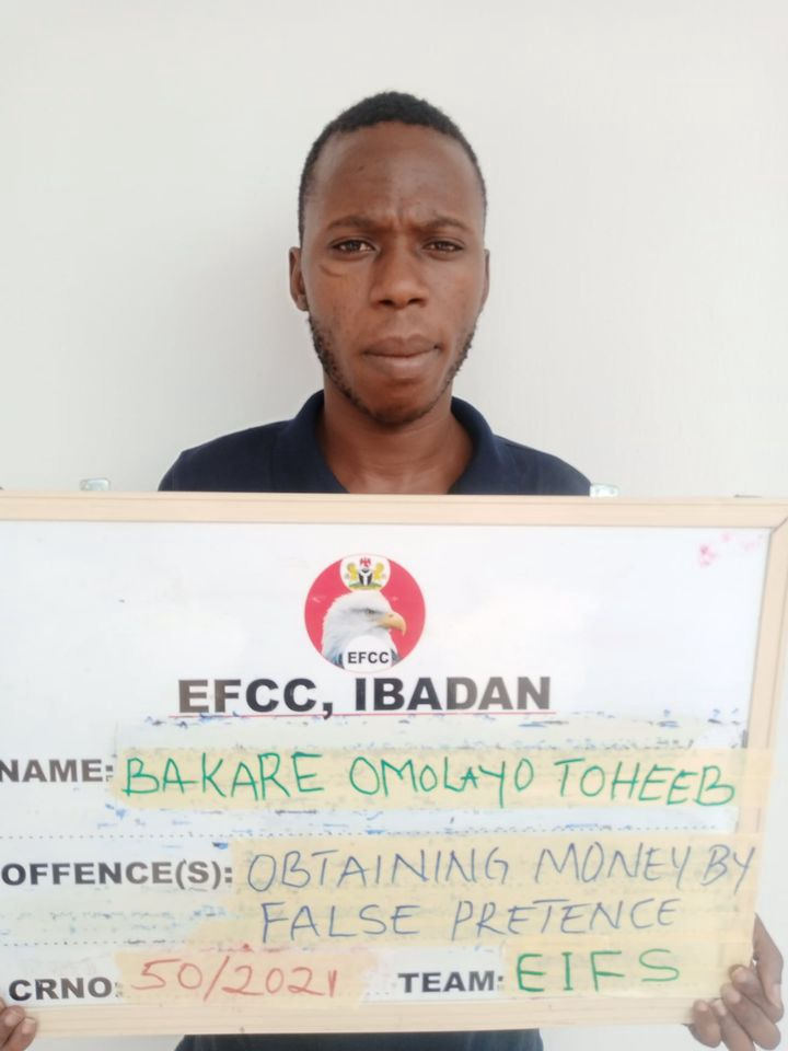 Five jailed for Internet Fraud in Ibadan