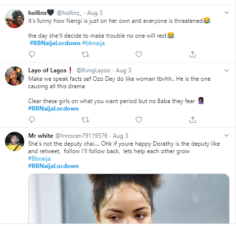 #BBNaija: See how Twitter users are reacting after Ozo went to apologise to his