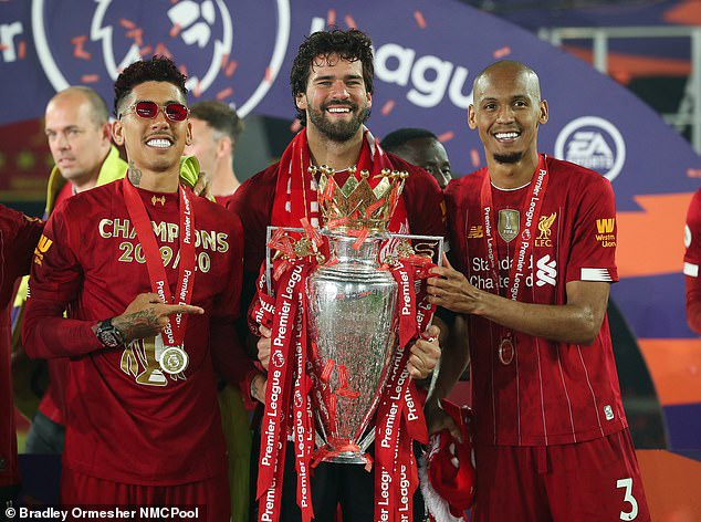 Liverpool star, Fabinho