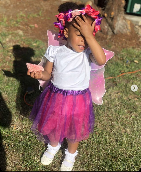 BBNaija star, Venita Akpofure celebrates her beautiful daughter on her 3rd birthday?(Photos)