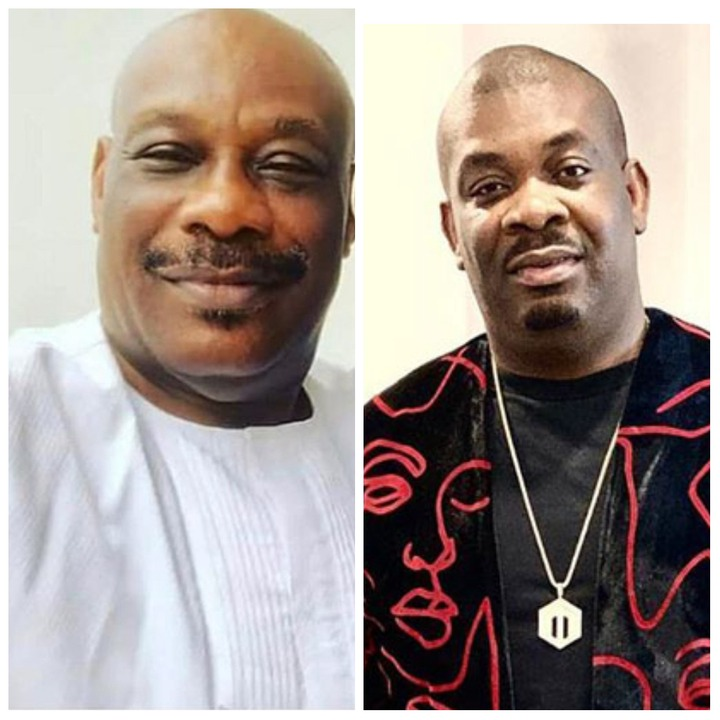Nigerian Celebrities who look so much like their father.