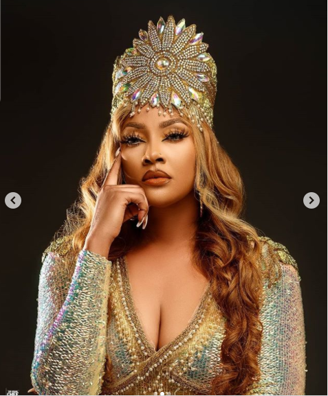 Actress Angela Okorie celebrates her birthday with beautiful photos