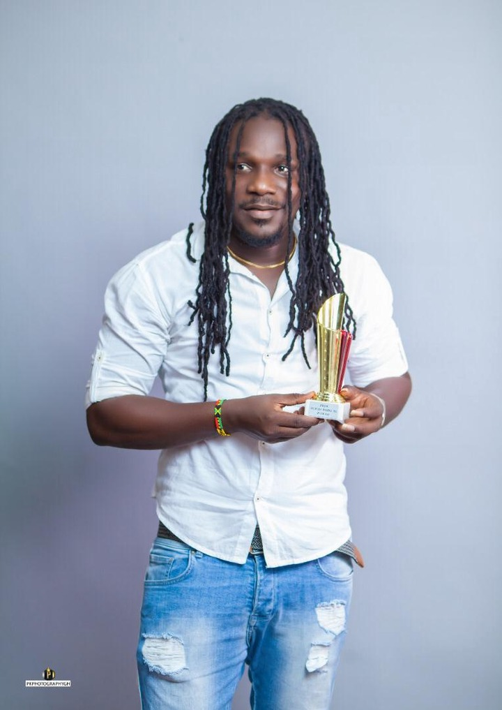 Ghanaian Actor and Musician, Zack Gh
