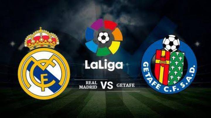 Real Madrid 1-0 Getafe (01-07-2020) - YouTube   Real Madrid- Getafe