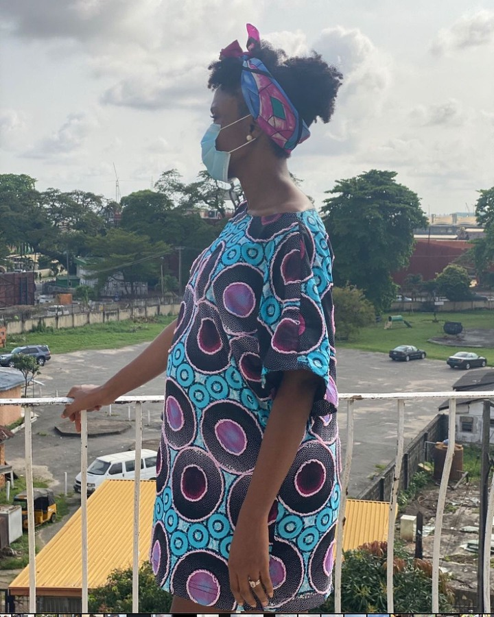 Pregnant Lala Akindoju showcases her growing baby bump as she documents her journey to motherhood (photos)