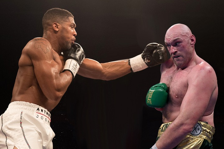 Anthony Joshua Can Easily Beat Tyson Fury, Here Is The Simple Strategy