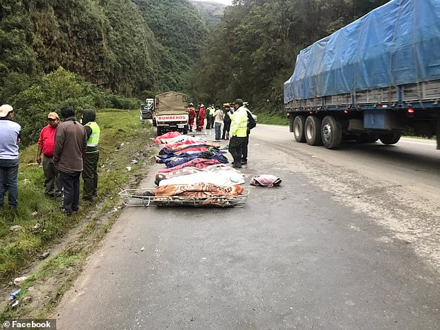 Man walks away from fatal bus crash that killed 22 people 5-years after surviving plane crash that wiped out Chapecoense football team (photos)