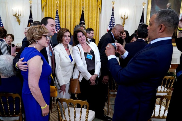 President Biden signs anti-Asian hate crimes ?