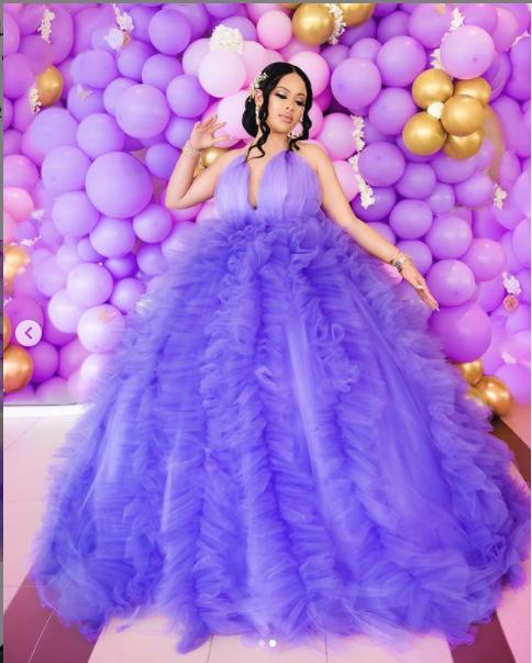 BBNaija star, Nina celebrates 25th birthday with stunning new photos