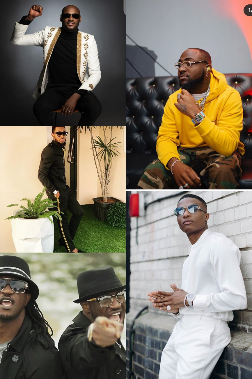 Five Nigerian Artist That Has Featured Top Foreign Artists