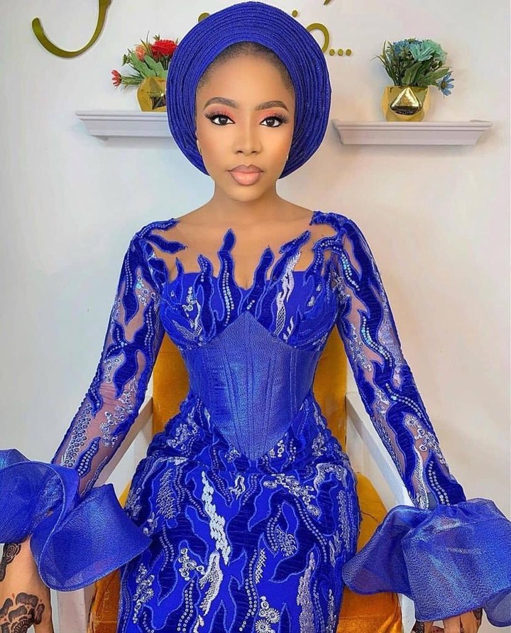 12 Aso Ebi Styles you need to wear to show off your worth and confidence