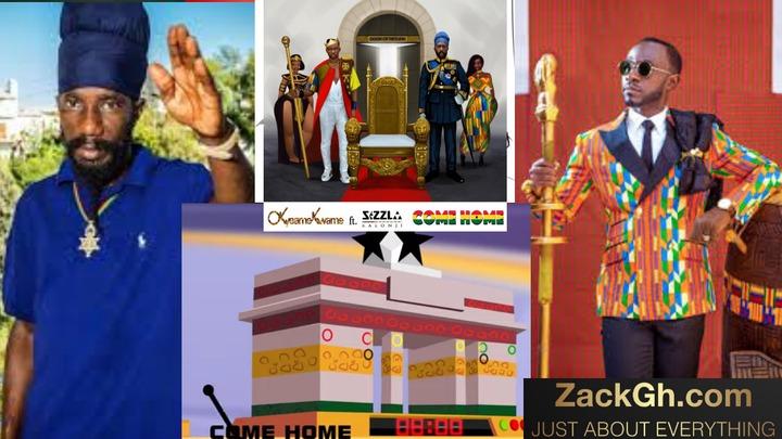 Okyeame Kwame Come Home