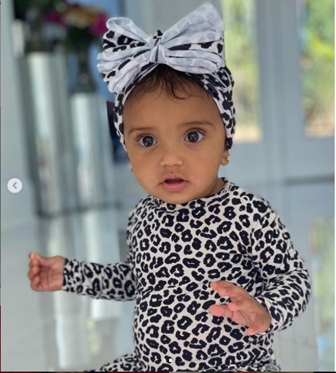 Erica Mena and Safaree Samuels reveal their baby