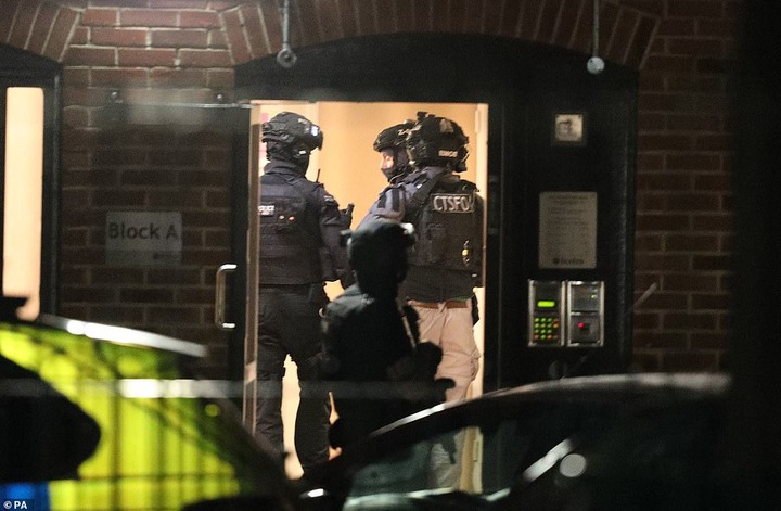 Three killed, several others injured after man goes on stabbing spree in British Town