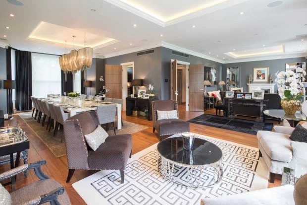 Rihanna?s stunning London mansion is up for sale for