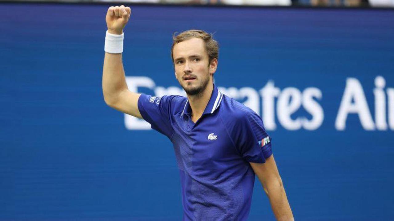 Jean-Rene Lisnard vergleicht Medvedev mit Rafa Nadal: Er ist ein geborener Konkurrent