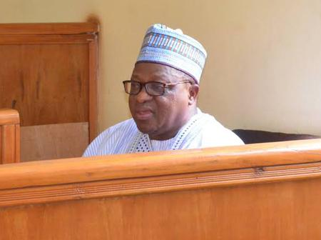 Ex Nigerian Governor Sentenced To 10 Years Imprisonment, See What He Did To Deserve It