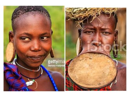 Meet The Tribe Where Women Undergo Much Pain To Look Beautiful Before Marriage