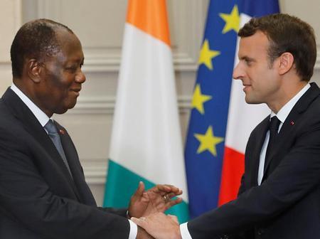 Macron soutient-il Ouattara ? la France recadre Soro
